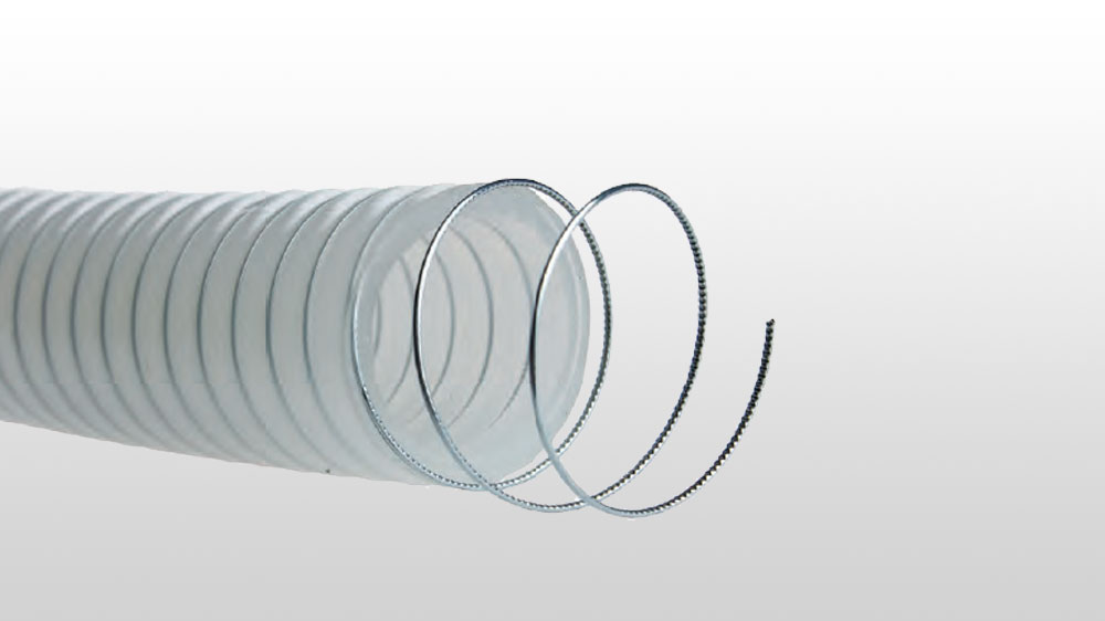 Silicone elastomer single tube and composite pipe (steel wire, fiber)