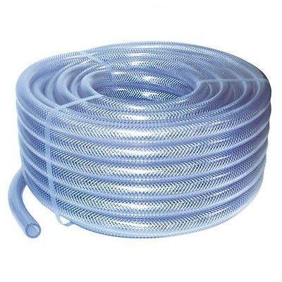 PVC给水蓝色透明网管