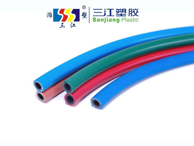 PVC橡塑复合氧气乙炔双联管